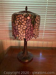 Tiffany Style Table Lamp (B)