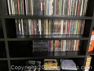 Lot of Over 100 Muscial CD's