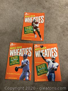 Wheaties Collectible Posters