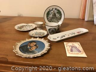 Lot of Miniature Collectibles