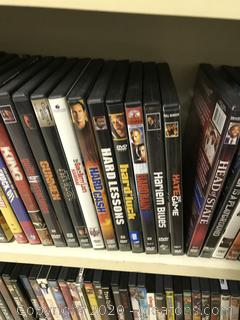 "Huge Lot Of DVD's ""A"""