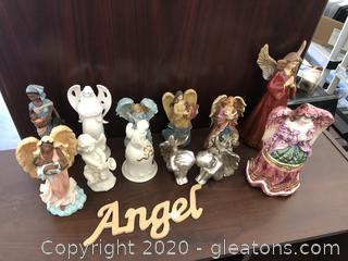 """Lot of Angels """"B"""""""