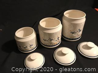 Classic Duck Canisters