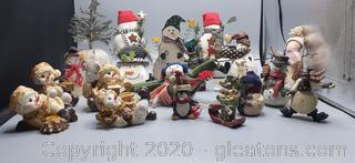 Snowmen Decor (B)
