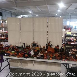 Huge Halloween Lot