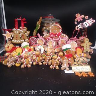 Gingerbread Lot A