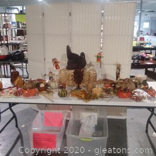 Thanksgiving/ Fall Lot 1