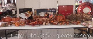 Thanksgiving /Fall Lot B