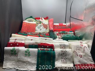 Christmas Linens