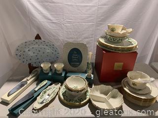 Lenox Christmas Collection