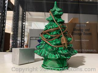 Ceramic Christmas Tree