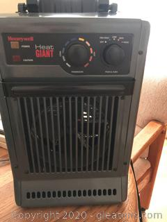 Honey Well Heat Giant Electric Heater