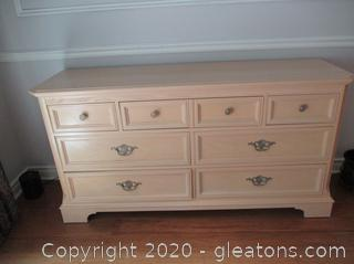 "Vintage Lexington ""Grand Tour"" ""Triple Dresser"""