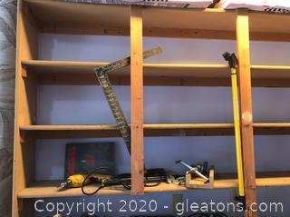 Shelf Tool Lot # 1