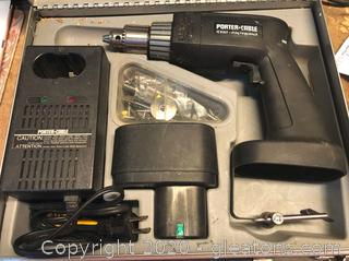 Porter Cable 12V Magnequench Cordless Drill