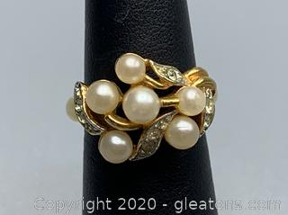 Avon Costume Ring