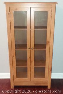 2 Door Storage / Accent Cabinet