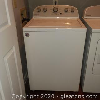 Whirlpool Model WTW4950HWO he Washing Machine