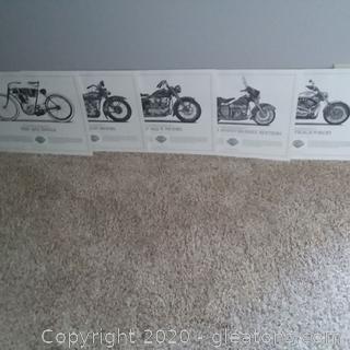 The Harley Davidson Cornerstone Collection