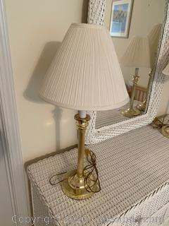 Candle Stick Lamp (B)