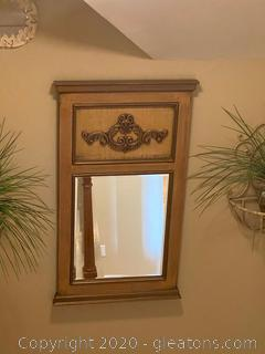 Southern Living Wall Mirror