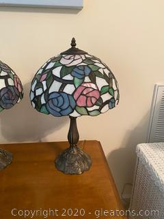 Tiffany Style Table Lamp (C)
