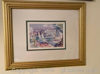 Balboa Bay Print by Ken Potter