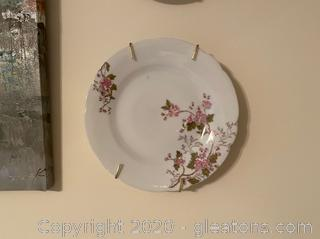 Imperial Karlsbad China Snack Plate