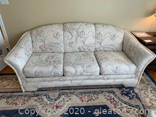 Capris Furniture Pull Out Couch