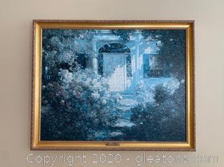 """""""Doorway and Garden"""" by Abbot Fuller Graves"""