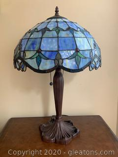 (C)Tiffany Reproduction Table Lamp