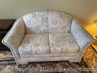 Capris Furniture Love Seat