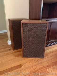 """12"""", 3-Way Acoustic Woofer System"""