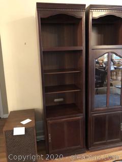 4 Shelf Contemporary Book Shelf (A)