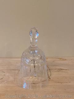 Cut Glass Bell
