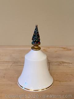 Enesco Christmas Tree Bell