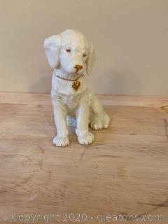Lenox Fine Ivory China Puppy