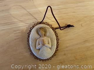 Willow Tree A Tree, A Prayer Ornament