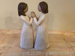 Willow Tree Sisters by Heart (B)