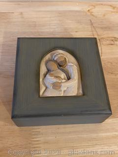 Willow Tree Holy Family Memory Box