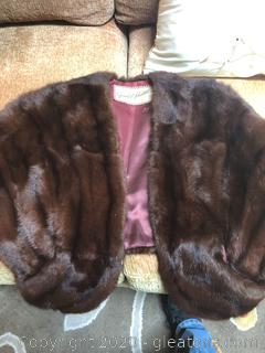 Gimbel Brothers Fur Stole