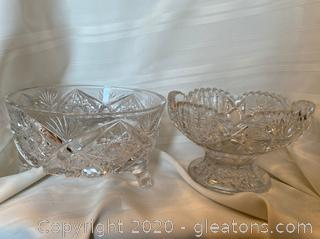 Vintage Cut Glass Collection
