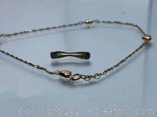 2 Grams Of 14k Jewelry
