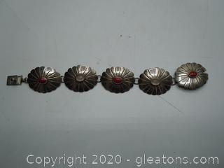 Vintage Taxco Mexico Bracelet
