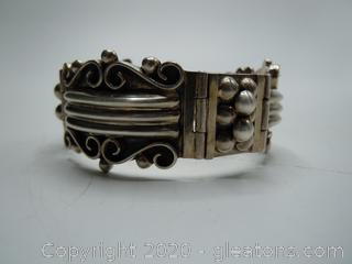 Mexican Sterling Cuff