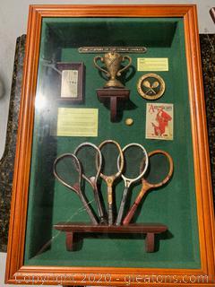 History Of Tennis Shadowbox