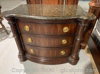 Bernhardt Side Table- Grand Savannah (B)
