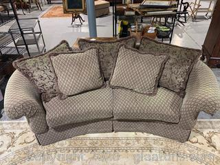 Bernhardt Flair Sofa