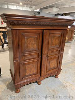 Transitional Style Cupboard