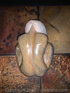 C. Madete Original Sculpture